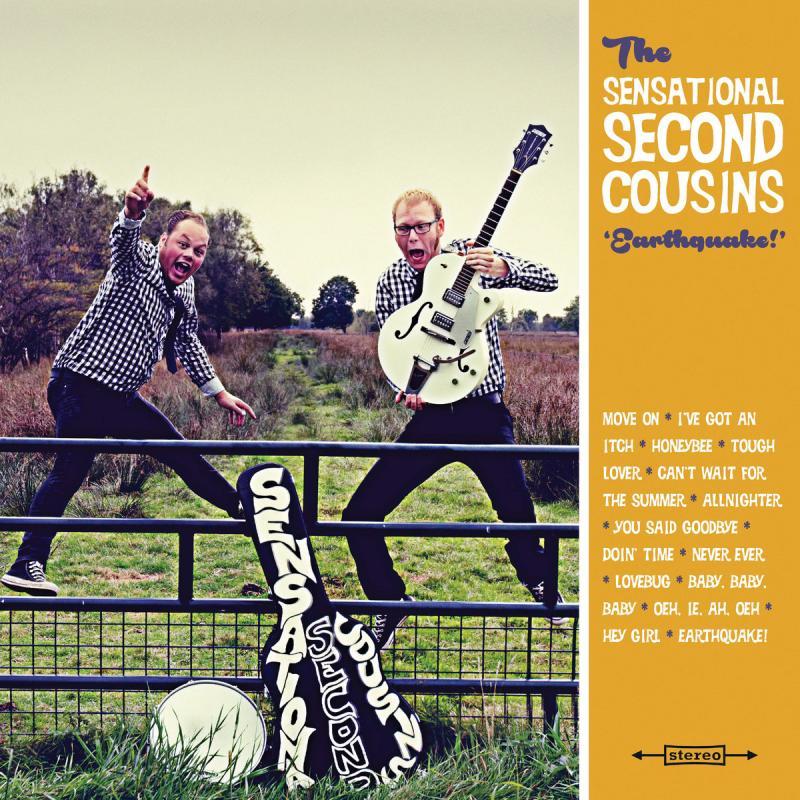 The Sensational Second Cousins - Earthquake