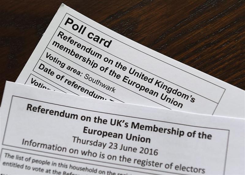 Systeem stemmenregistratie Brexit crasht
