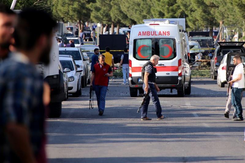 Weer bomaanslag Turkije