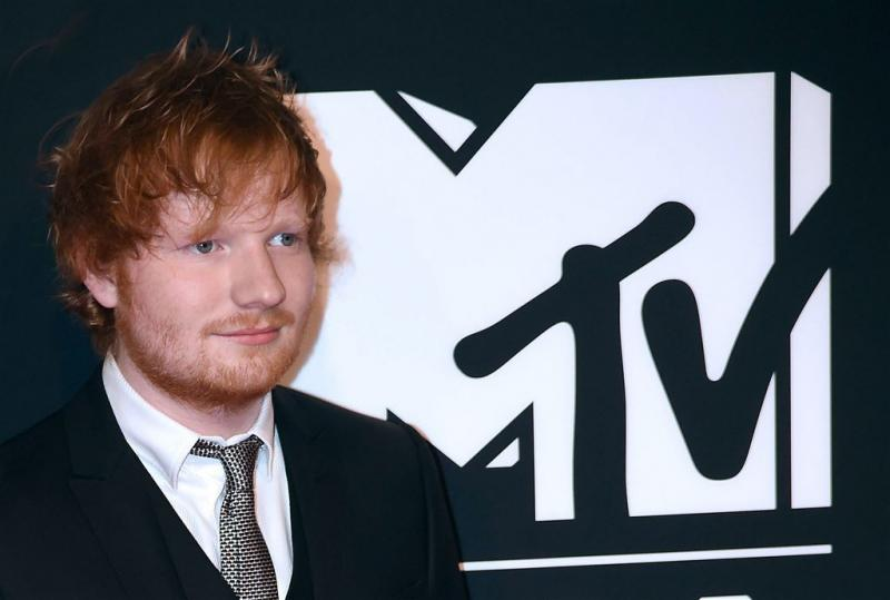 Ed Sheeran aangeklaagd om plagiaat