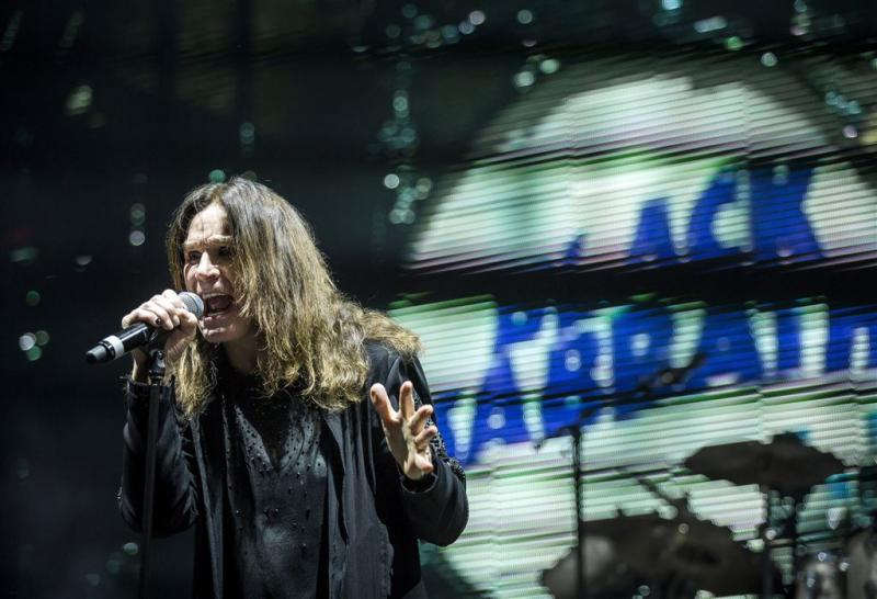 Black Sabbath eindigt tour in thuisstad