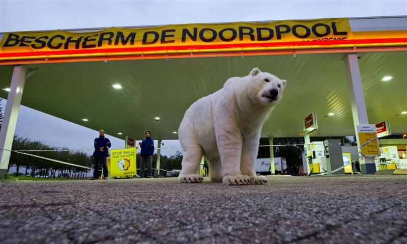 Shell laat Canadese noordpoolrechten los