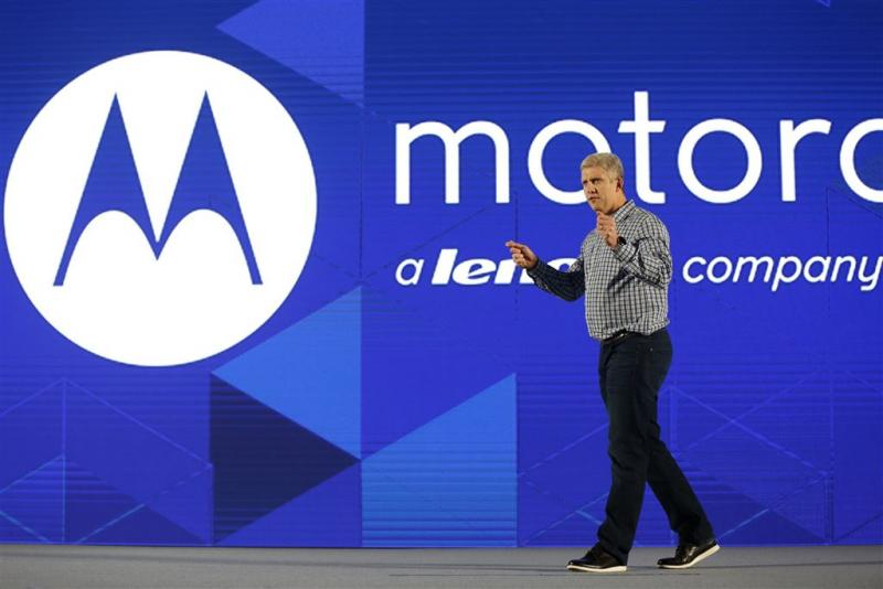 Lenovo toont modulaire Moto Z
