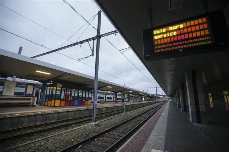 Spoorstaking België lijkt onafwendbaar