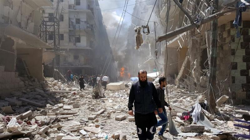 VS en Turkije bestoken IS in Syrië