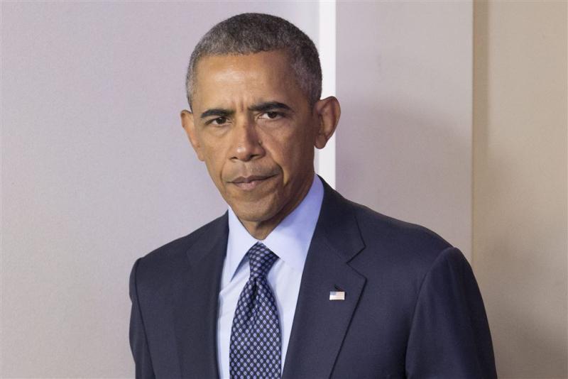Obama: schietpartij daad van terreur