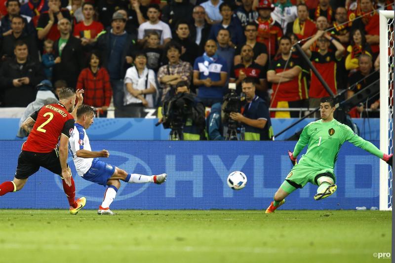 Giaccherini maakte op fraaie wijze de 0-1.