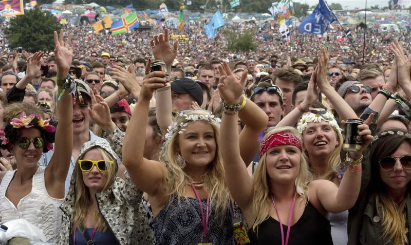 Steeds meer interesse in Britse festivals