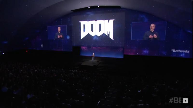 Bethesda E3 2016 (Foto: Bethesda)