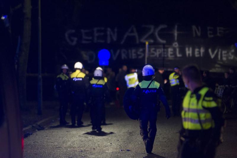 Relschoppers Geldermalsen naar gevangenis