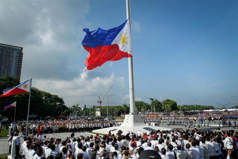 Facebook schoffeert Filipijnen met foute vlag