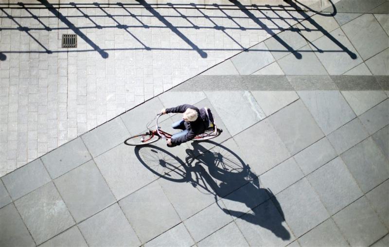 Berlijners willen veiliger op de fiets