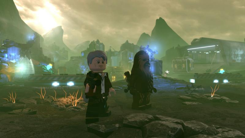LEGO Star Wars: The Force Awakens preview (Foto: Warner Bros Interactive)