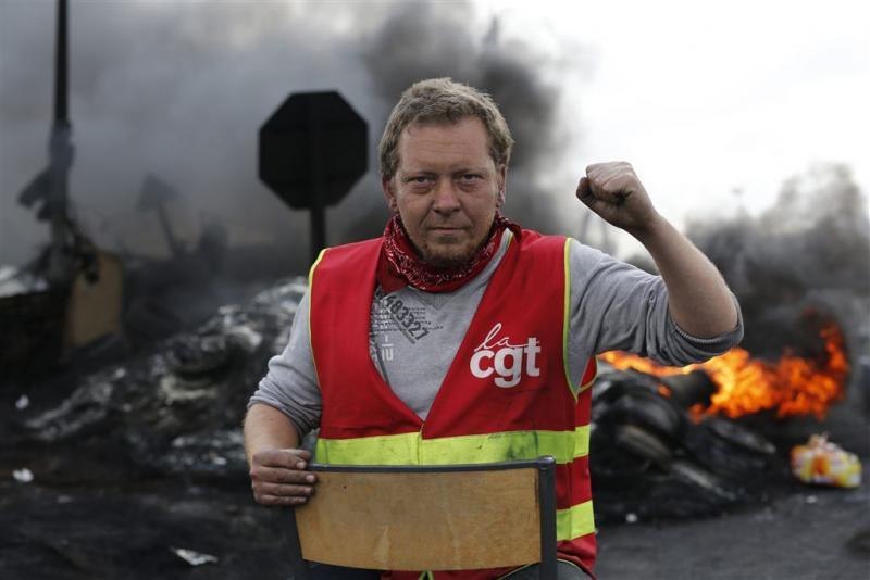Parijs maakt zich op voor vakbondsprotest