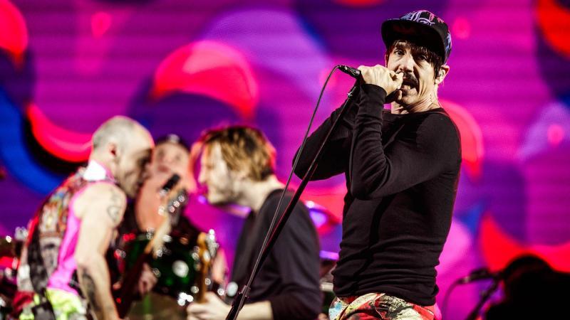Red Hot Chili Peppers (Foto: Bart Heemskerk)