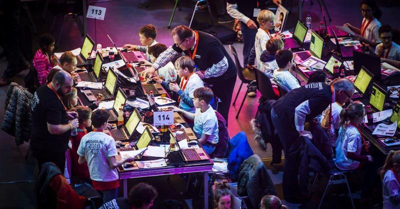 TU Delft leert kinderen programmeren