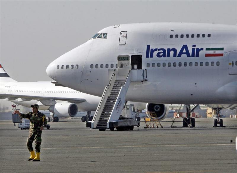'Iran en Boeing tekenen grote vliegtuigdeal'