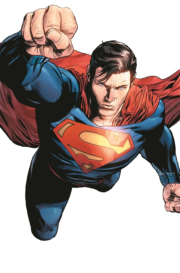 DC Comics's Rebirth Superman