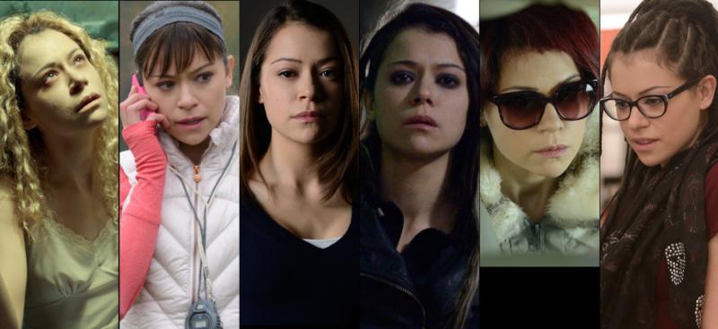 Orphan Black: Tatiana Maslany als Helena, Alison, Beth, Sarah, Katja en Cosima