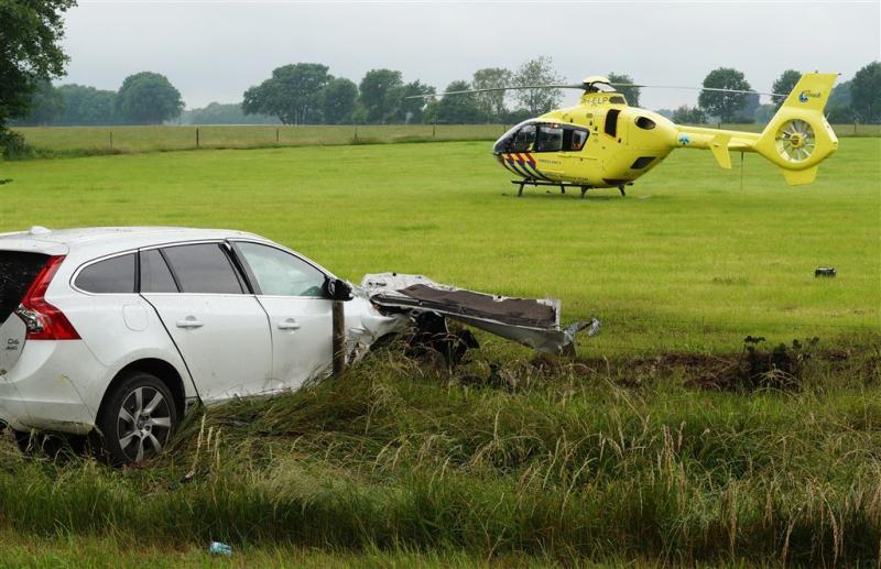 Autodief dodelijk ongeluk stal wagen justitie