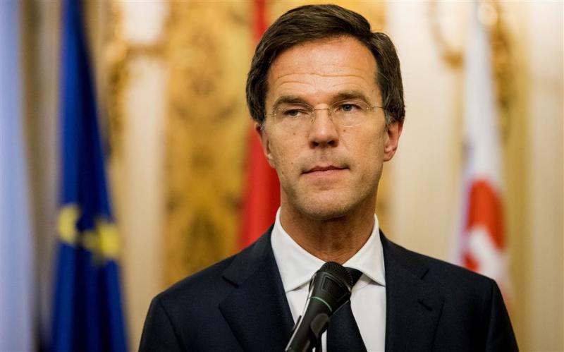Rutte naar Brussel voor 'brexitoverleg'