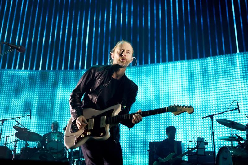 Fans Radiohead aangevallen