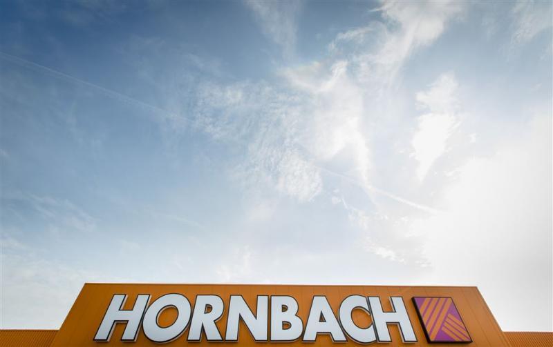 Hornbach bouwt omzet verder uit