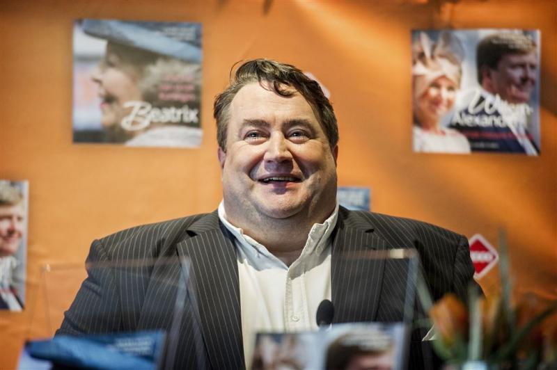 Marc van der Linden wil nog 30 kilo kwijt