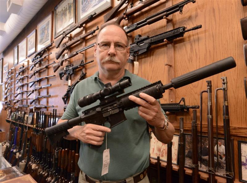 pistool demper belgie