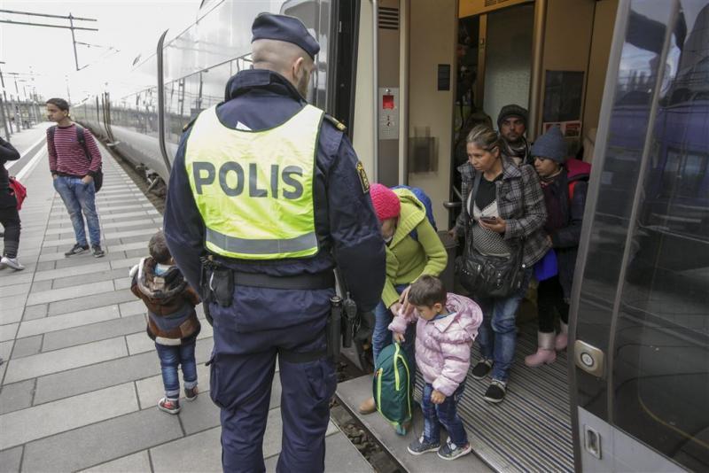 Zweden neemt strenge asielwetgeving aan