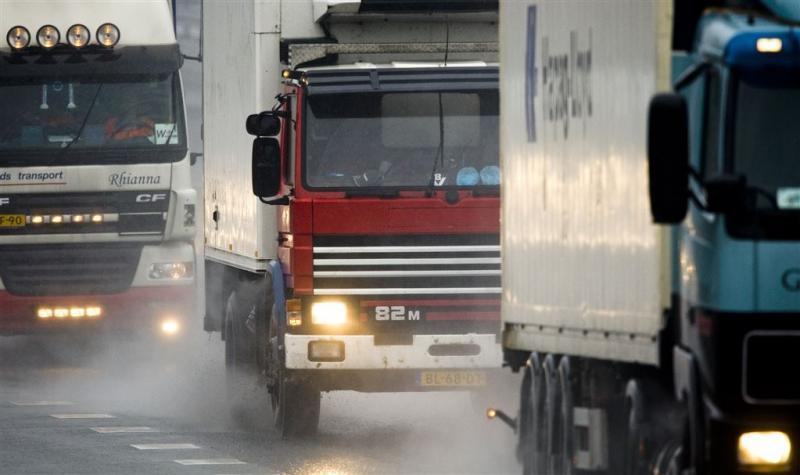 Transportbedrijven vrezen Frans minimumloon