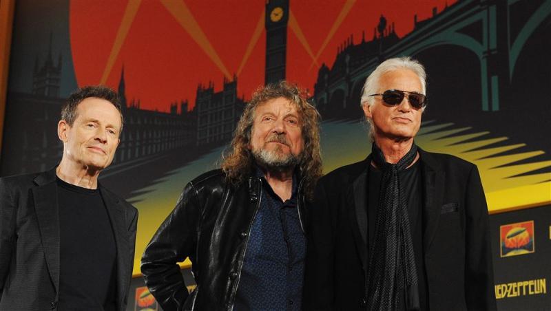 Jury beraadt zich over plagiaat Led Zeppelin