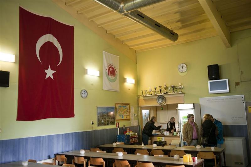 Moskee in Dordrecht aangevallen en vernield