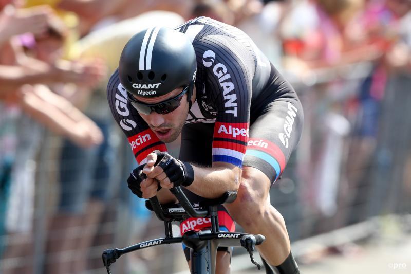 Ook Dumoulin zal weer de Tour de France rijden (Pro Shots / George Deswijzen)
