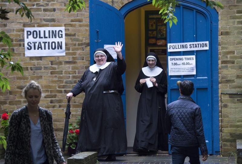 Wedkantoren zien geen brexit meer
