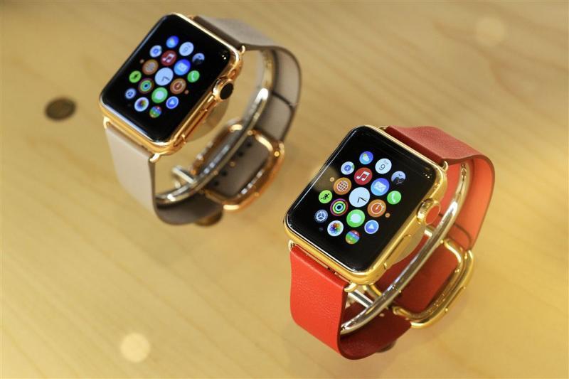 'Apple Watch krijgt energiezuinig scherm'