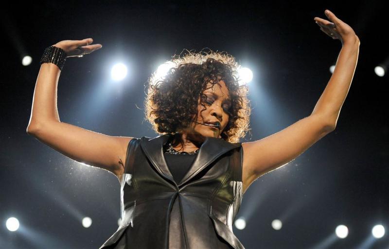 Emmy Whitney Houston mag niet geveild