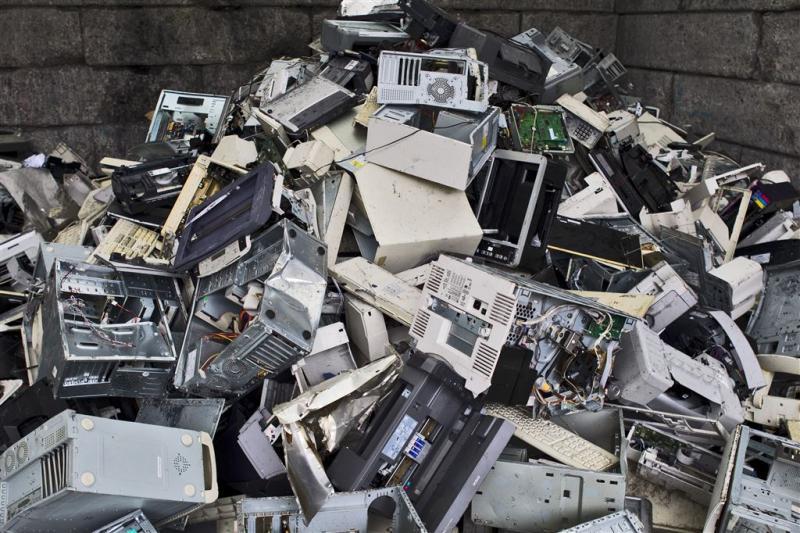 'Wees ambitieus als het om recycling gaat'