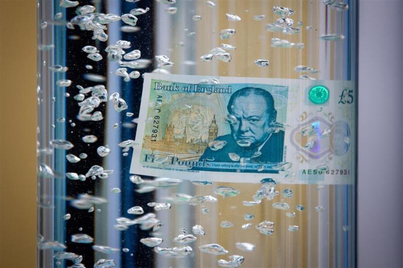Pond duikt scherp onder de 1,50 dollar