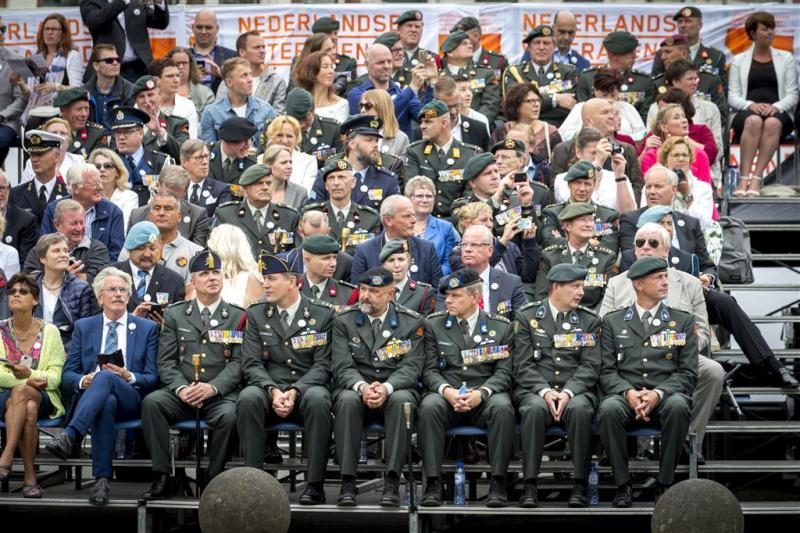 Veteranendag trekt bijna 100.000 bezoekers