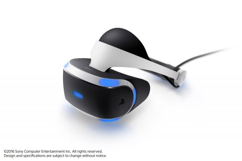PlayStation VR - headset (Foto: Sony PlayStation)
