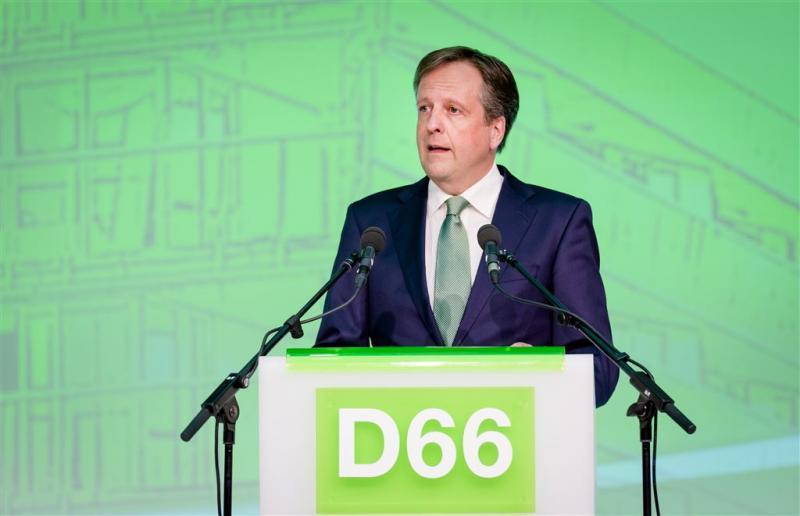 D66: nooit een Nexit-referendum