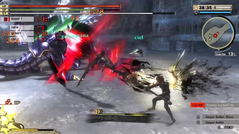 God Eater 2: Rage Burst (Foto: Bandai Namco)