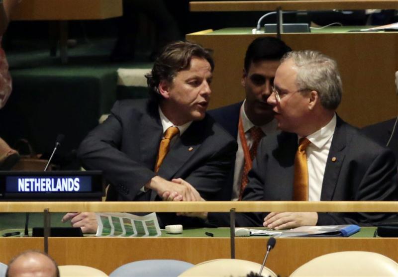 Nederland en Italië kunnen VN-zetel delen
