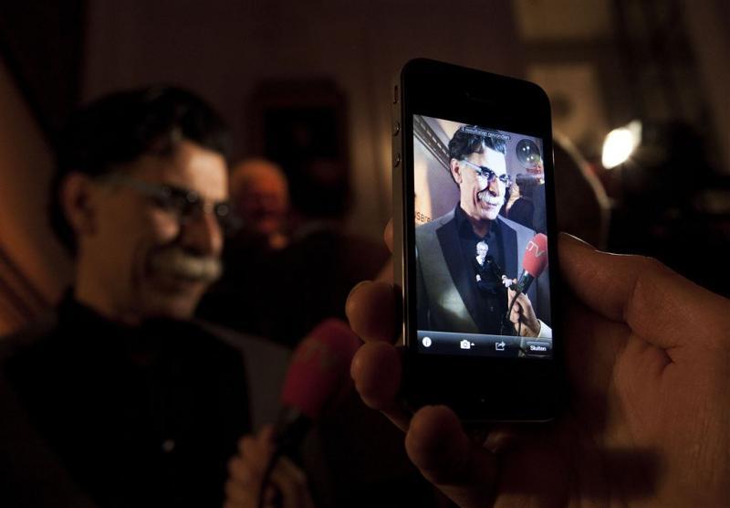 'Apple wil camera bij concert blokkeren'