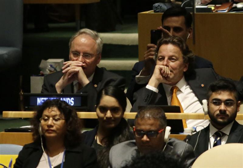 Nederland en Italië willen VN-zetel delen