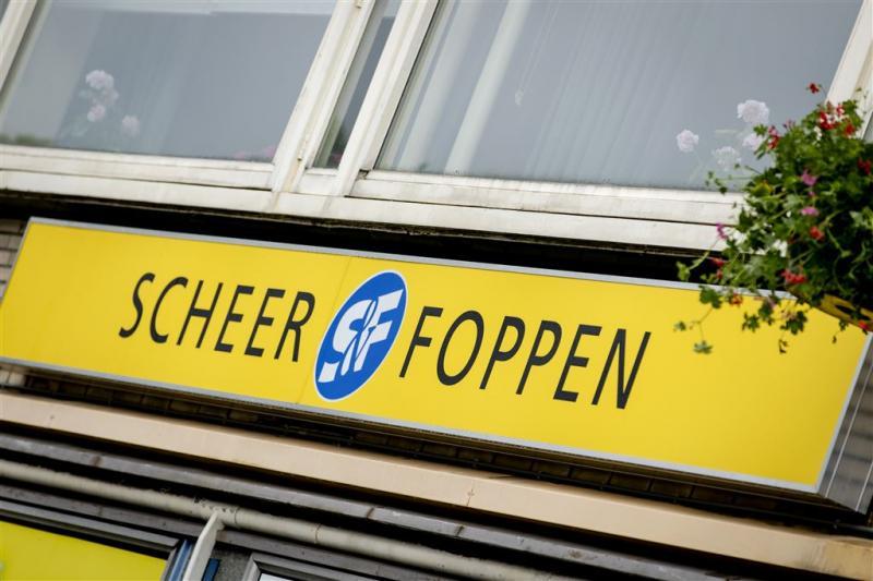 Geen uitzicht op doorstart Scheer & Foppen