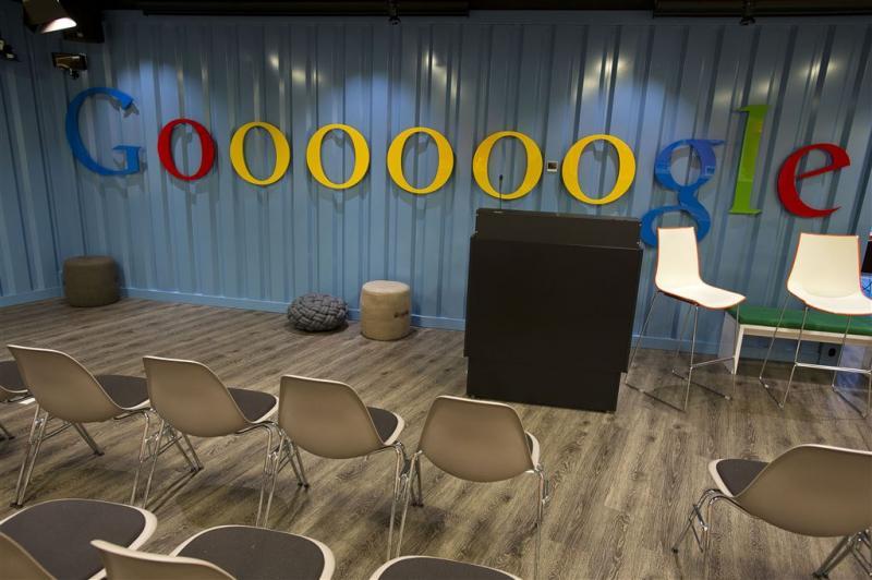 Inval in Spaans kantoor Google