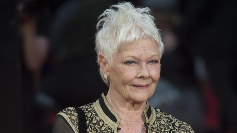 Judi Dench kreeg tattoo voor 81e verjaardag