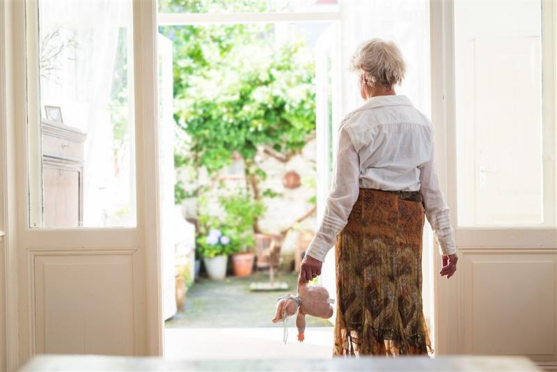 Meer mensen gestorven aan dementie